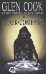 Cover of The Black Company.