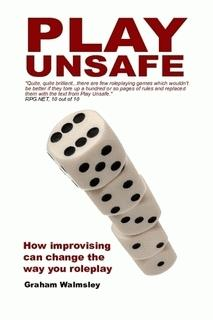 Cover of Play Unsafe.