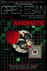 Cover of Axiomatic.