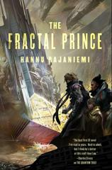 Cover of The Fractal Prince.