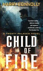 Cover of Child of Fire.