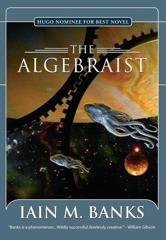 Cover of The Algebraist.