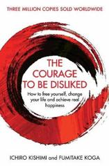 Cover of The Courage to Be Disliked.