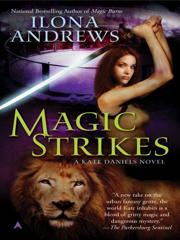 Cover of Magic Strikes.