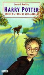 Cover of Harry Potter and the Prisoner of Azkaban.