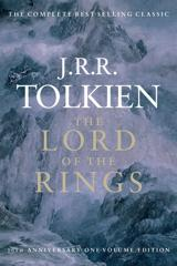 Cover of The Lord of the Rings.