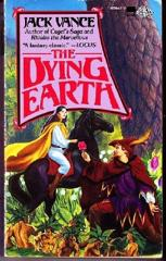 Cover of The Dying Earth.