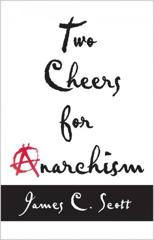 Cover of Two Cheers for Anarchism.