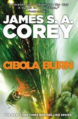 Cover of Cibola Burn.