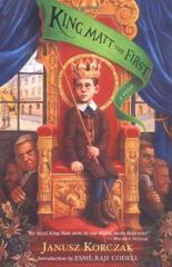 Cover of King Matt the First.
