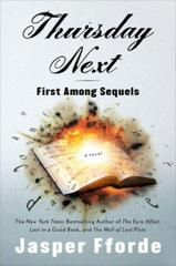 Cover of First Among Sequels.