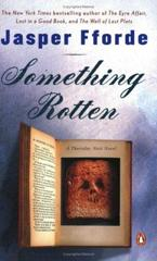 Cover of Something Rotten.