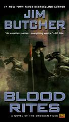 Cover of Blood Rites.