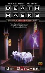 Cover of Death Masks.