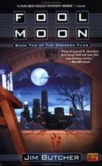 Cover of Fool Moon.
