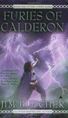 Cover of Furies of Calderon.