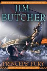 Cover of Princeps' Fury.