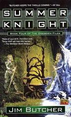 Cover of Summer Knight.