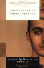 Cover of The Sorrows of Young Werther.