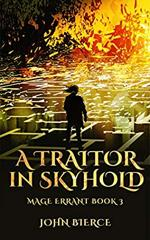 Cover of A Traitor in Skyhold.