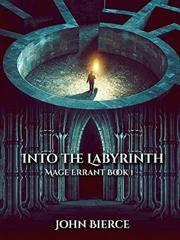 Cover of Into the Labyrinth.