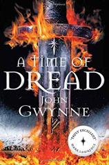 Cover of A Time of Dread.
