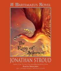 Cover of The Ring of Solomon.