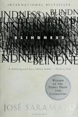 Cover of Blindness.