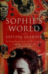 Cover of Sophie's World.