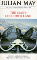 Cover of The Many-Coloured Land.