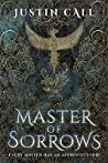 Cover of Master of Sorrows.