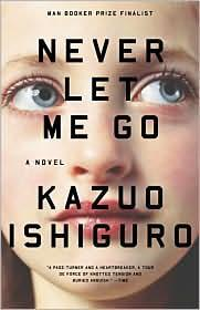 Cover of Never Let Me Go.