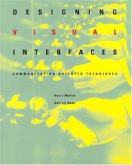 Cover of Designing Visual Interfaces.