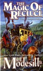 Cover of The Magic of Recluce.