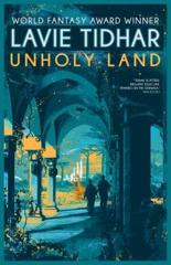 Cover of Unholy Land.