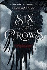 Cover of Six of Crows.