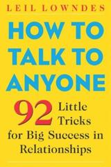 Cover of How to Talk to Anyone.