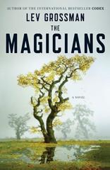 Cover of The Magicians.