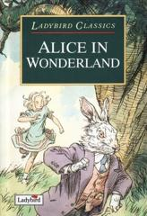 Cover of Alice in Wonderland.