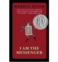 Cover of I Am the Messenger.