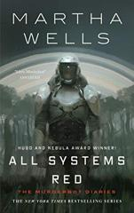 Cover of All Systems Red.