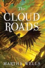 Cover of The Cloud Roads.
