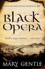 Cover of The Black Opera.