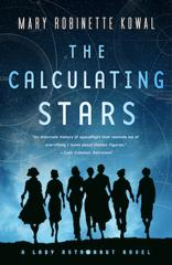 Cover of The Calculating Stars.