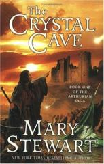 Cover of The Crystal Cave.