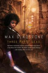 Cover of Three Parts Dead.