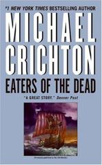 Cover of Eaters of the Dead.