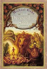 Cover of The Neverending Story.