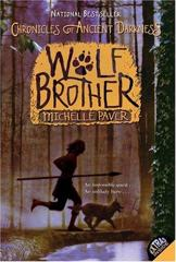 Cover of Wolf Brother.