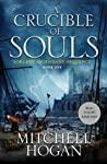 Cover of A Crucible of Souls.